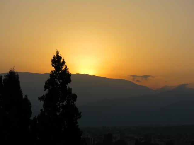 Salta_Sunset