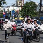 Images from around Hanoi, Vietnam.