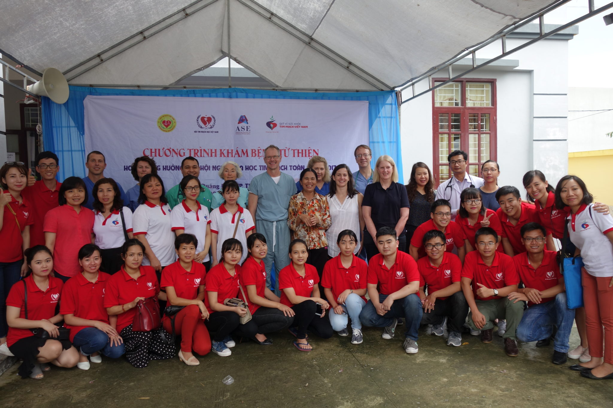 Vietnam 2017 | ASE Foundation for Cardiovascular Ultrasound
